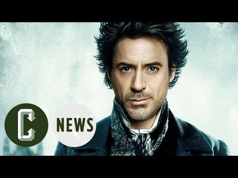 Collider News: 'Sherlock Holmes 3' Producer Joel Silver Confirms Filming May Start This Fall