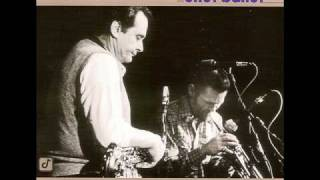 Stan Getz, Chet Baker -  I'm Old Fashioned
