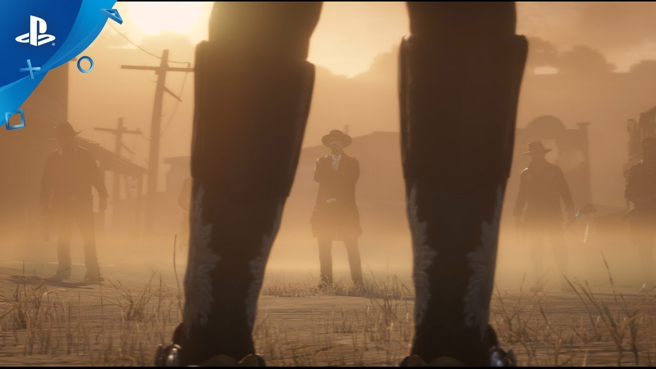Red Dead Redemption 2 v1 09 and Red Dead Online PS4 Update