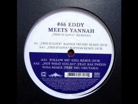 Eddy Meets Yannah - Follow Me ( Ezel Remix Instrumental)