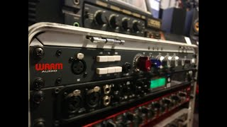 Review - Warm Audio WA73 EQ