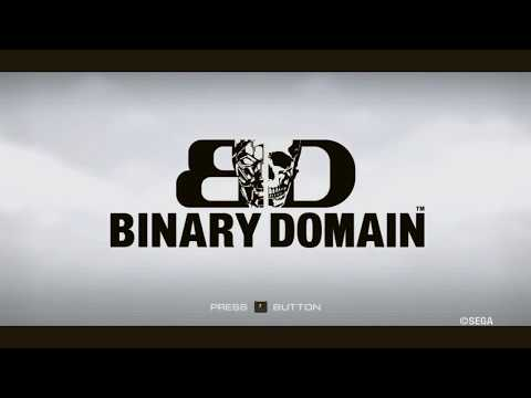 PC Longplay [831] Binary Domain (part 1 of 3)