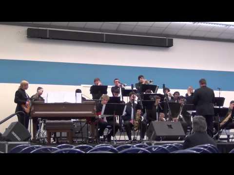 Cheshire High School Jazz Band NHU Trip 2015
