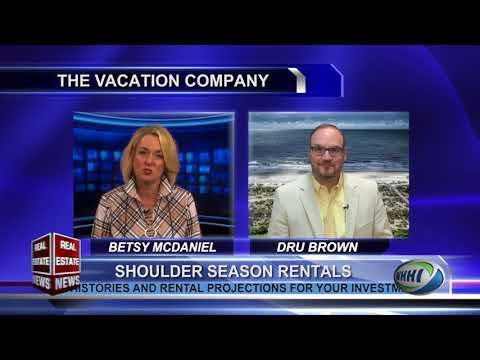 REAL ESTATE NEWS   Dru Brown: Shoulder Season Rentals   9-29-2017