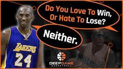 Why Kobe DIDN'T Focus On Winning | DeepGame Law #4