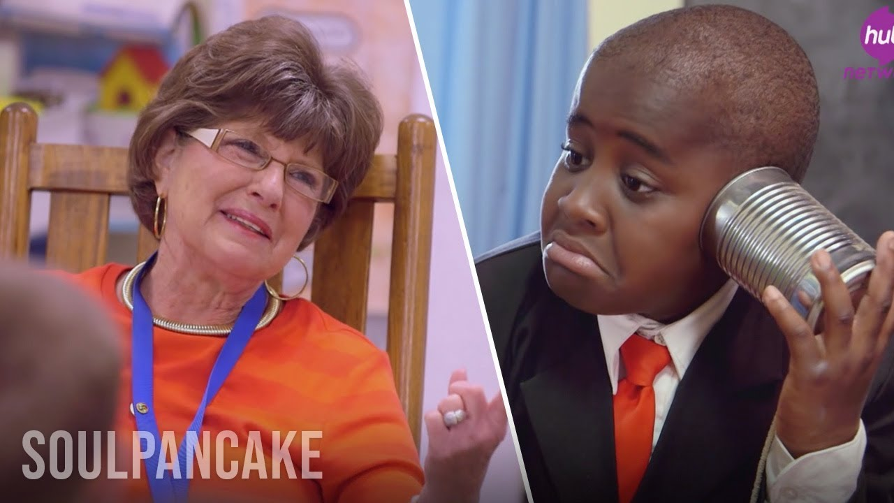 Kid President Throws a Surprise Party for a Retiring Teacher