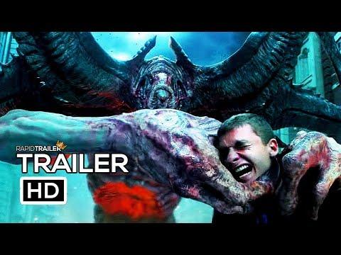 HELLBOY Final Trailer (2019) David Harbour, Superhero Movie HD