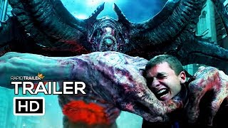 HELLBOY Final Trailer (2019) David Harbour, Superhero Movie HD