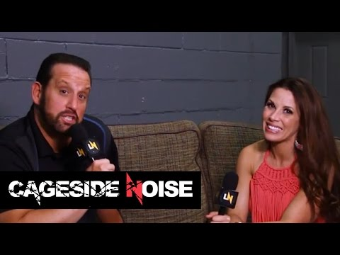 Tommy Dreamer sits down with Mickie James - Cageside Noise