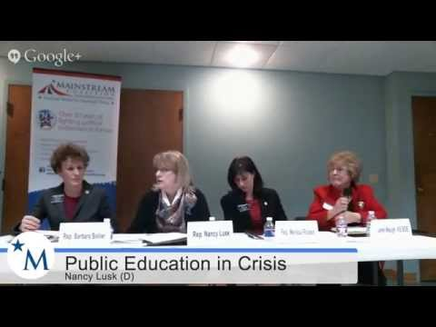 Public Education in Crisis: Live Broadcast Feed