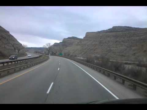 BigRigTravels Archive - Beavertail Mountain Tunnel on Interstate 70 West Colorado