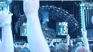 AC/DC Download Festival 2010 THUNDERSTRUCK