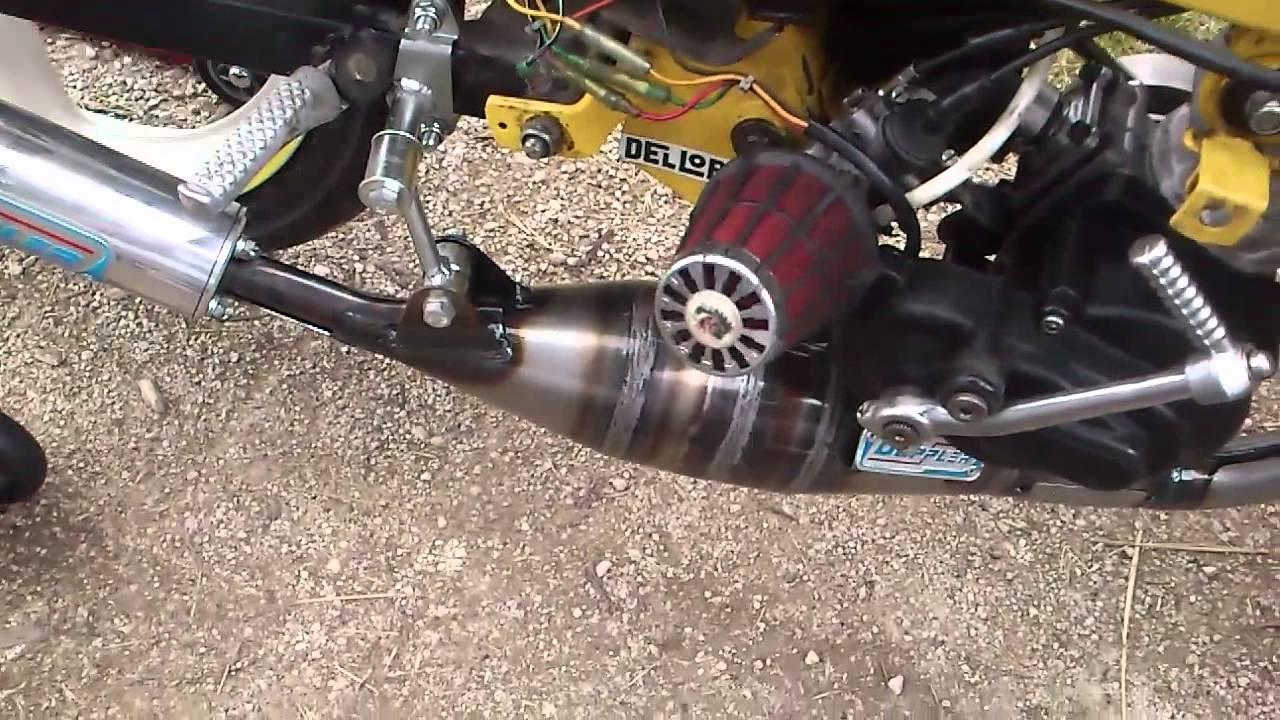 mbk 51 magnum racing xr moteur malossi neuf premier