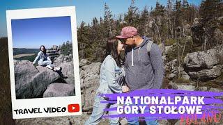 Poland/Park Narodowy Gór Stołowych/travel video/16.06.2019/Iryna & Vasyl TRAVEL VLOG