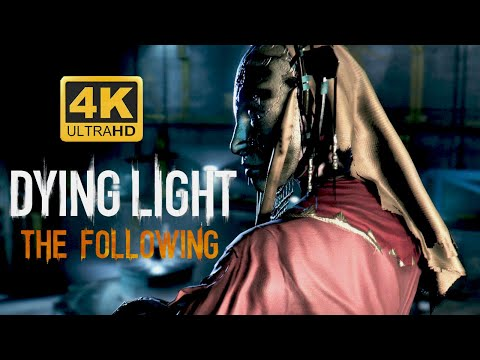 🎬  Dying Light The Following 🎬 Game Movie Story Cutscenes 4k 60 frps