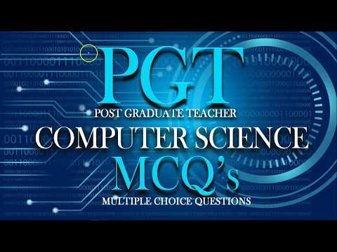 PGT Computer Science 50 Best MCQs in Theory of Computation (TOC) (Hindi)