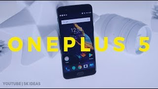 OnePlus 5 First look Video