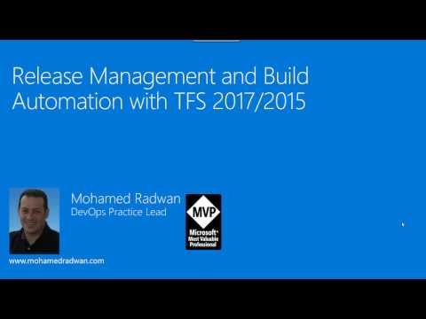 Release Management and Build Automation with TFS 2017 2015