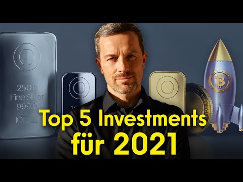 Meine TOP 5 Investments 2021