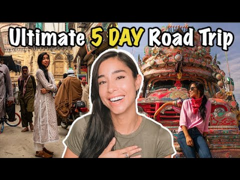 How to Travel Northern Pakistan in 5 Days - YouTube