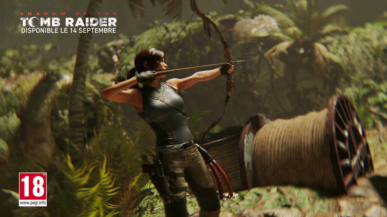 Shadow Of The Tomb Raider Spot Tv Devenez Tomb Raider Youtube