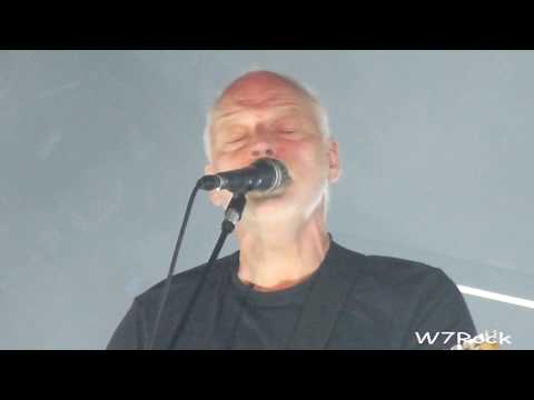 David Gilmour 5 AM  + Rattle That Lock...