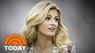 Erin Andrews Opens Up About Her Secret Cancer Battle | TODAY