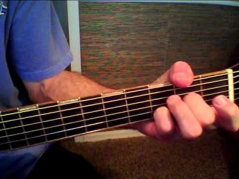 Edwin McCain- I'll Be guitar lesson