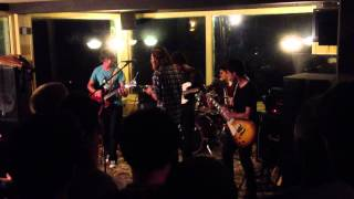The Basement Tapes - Fire Melts His Cover Of Ice (Live)