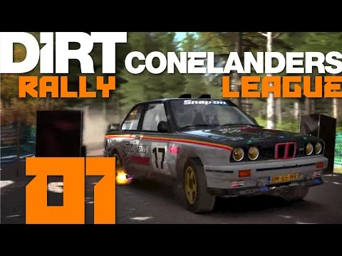 DiRT Rally: Conelanders League - January Event 1: Finland