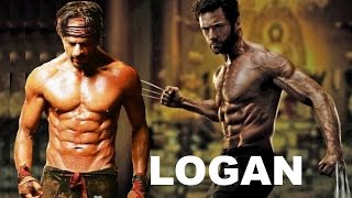 Logan 2017: After Hugh Jackman, Shah Rukh Khan Is 'Working On' Playing Wolverine - HUNGAMA