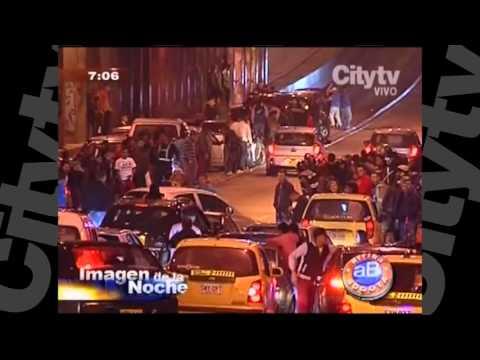Piques ilegales se toman las calles de Bogotá | Citytv | Abril 1