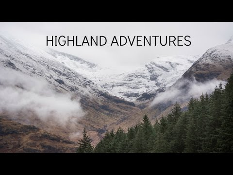 Scottish Highlands Adventures Vlog | Holly Sparkle