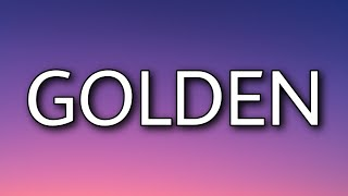 Harry Styles - Golden (Lyrics)