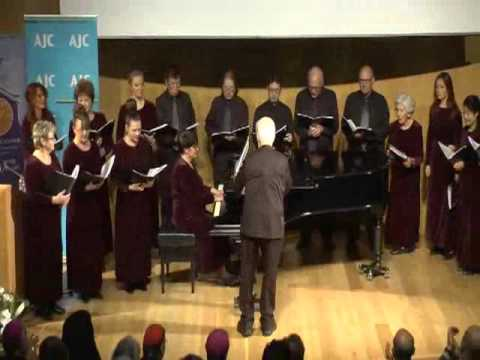IX  The Charlotte Chorale of Tel Aviv