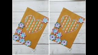Beautiful Greeting Card Making Ideas - Latest Card Design