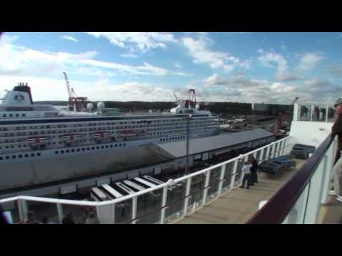 2010-10-05: Day 05: Part A: NCL Cruise: Halifax, Nova Scotia, Canada