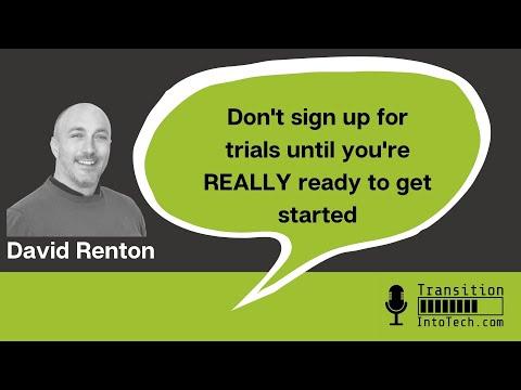David Renton: 'Tech has given me a newfound self-worth' 6