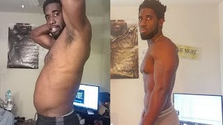 5 DAY WATER FAST RESULTS! INSANE TRANSFORMATION! EXTREME FAT LOSS! VLOG #244