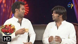 Sudigaali Sudheer Performance | Extra Jabardasth | 2nd December 2016| ETV  Telugu