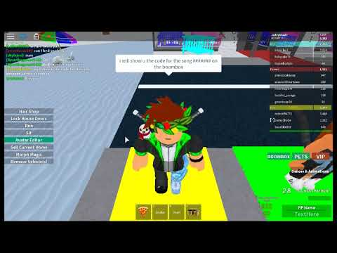Roblox Music Code For Discord By Thelivingtombstone On Boombox