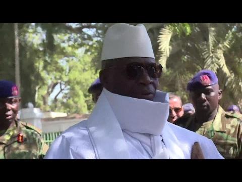 Gambie : Yahya Jammeh accepte de quitter le pouvoir d'après Barrow