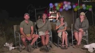 Safari Live\'s Special Fireside Chat : Wild Earth TV turns 10 today April 27, 2017
