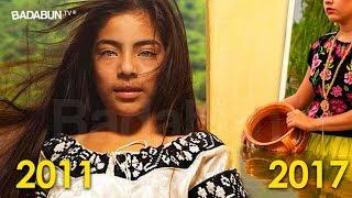 Mira cómo luce la niña más hermosa de México 6 años después