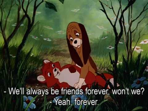 Your friendship is the best present ever. --Tigger