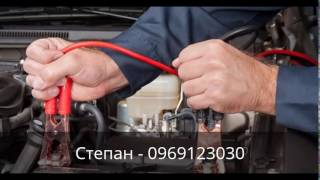 видео ремонт стартера киев