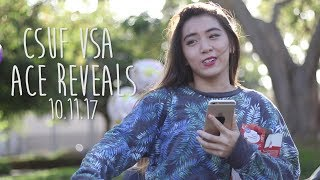 CSUF VSA ACE Reveals | Fall 2017