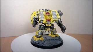 Imperial Fists Venerable Dreadnought(, 2011-03-04T11:02:22.000Z)