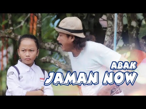 Abak Jaman Now - Dinda Gonyek & Mak Ciwel (Lagu Lawak Minang)