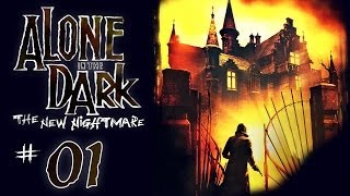 Lets Play Alone In The Dark: The New Nightmare [HD] #01 - Allein im Dunkeln